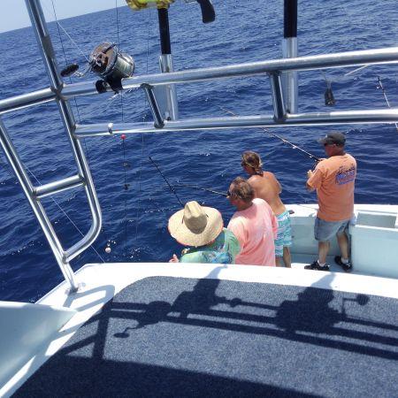 Tuna Duck Sportfishing, The Big Rock