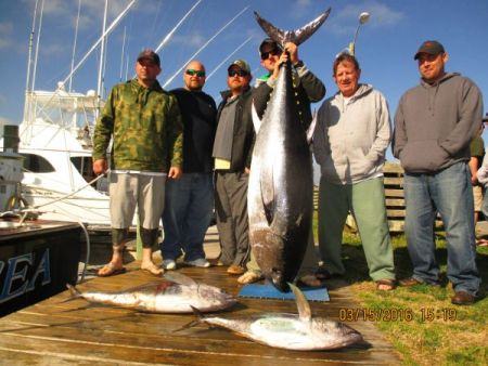 Oregon Inlet Fishing Center, March Madness