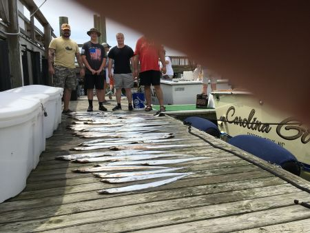 Carolina Girl Sportfishing Charters Outer Banks, Fishing Report for May 27