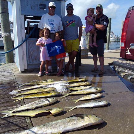 Tuna Duck Sportfishing, White Marlin Release