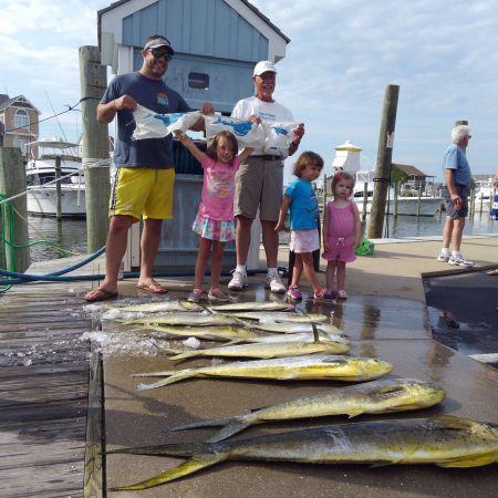 Tuna Duck Sportfishing, Good Day!