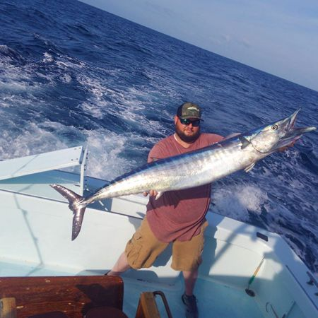 Tuna Duck Sportfishing, April Wahoo!