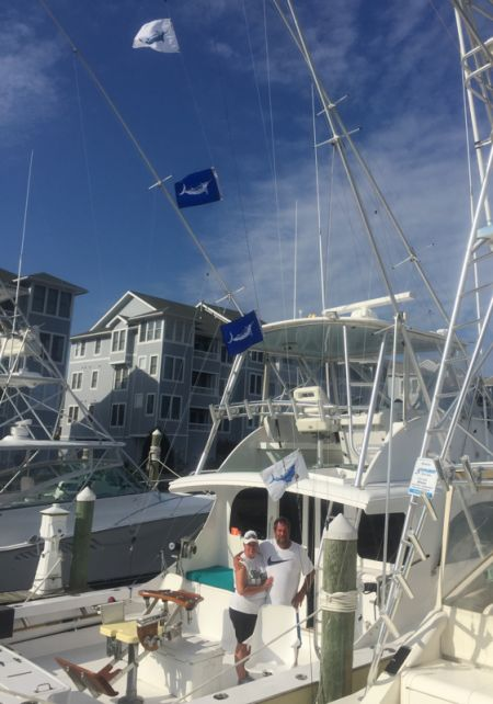 Bite Me Sportfishing Charters, Slam!