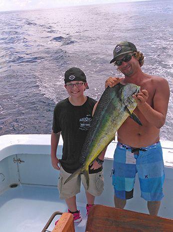 Tuna Duck Sportfishing, Great Day Offshore
