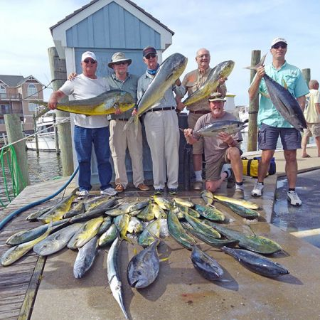 Tuna Duck Sportfishing, Awesome Day Offshore