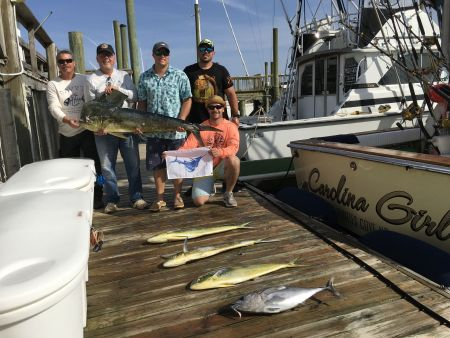 Carolina Girl Sportfishing Charters Outer Banks, Great Fishing going on right now !!