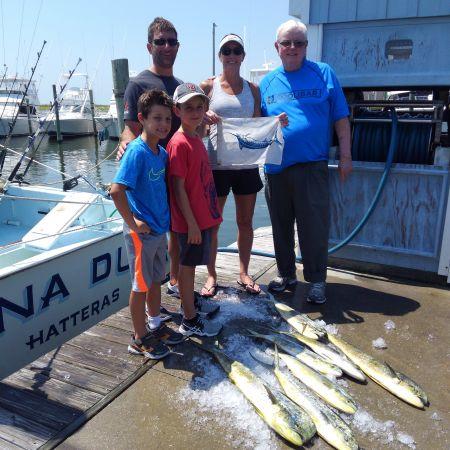 Tuna Duck Sportfishing, Marlin Release
