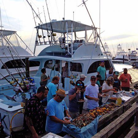 Tuna Duck Sportfishing, Just s Little Fun