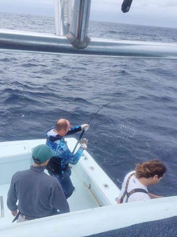 Tuna Duck Sportfishing, Tuna Fishing Today