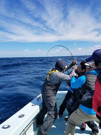 Tuna Duck Sportfishing, WOW!