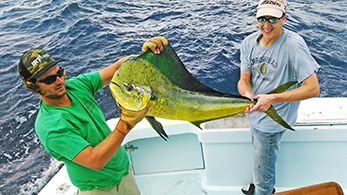 Tuna Duck Sportfishing, Wahoo and Mahi