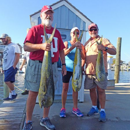 Tuna Duck Sportfishing, Gorgeous Day Offshore