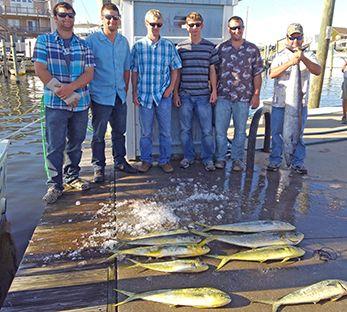 Tuna Duck Sportfishing, Dolphin and Wahoo
