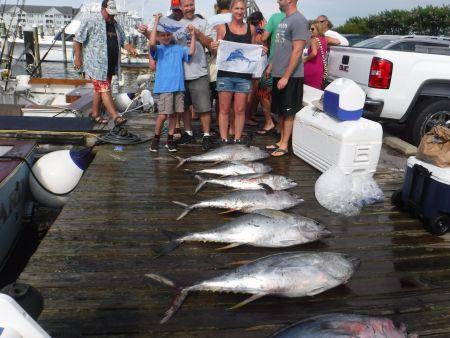 Pirate's Cove Marina, Meatfish Slam!