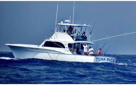 Tuna Duck Sportfishing, The Big Rock