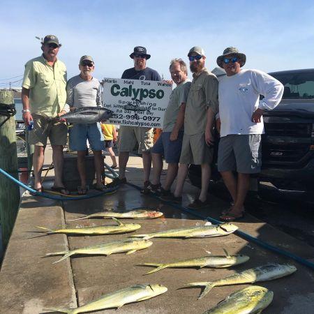 Calypso Sportfishing Charters, May 4th