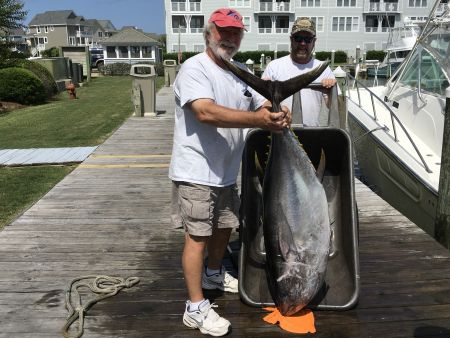 Carolina Girl Sportfishing Charters Outer Banks, Big Tuna !