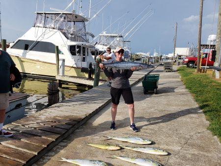 Fishin' Fannatic, Fun Time Offshore