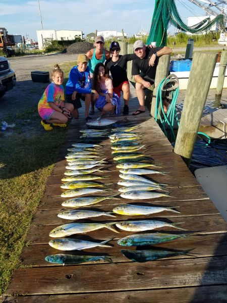 Fishin' Fannatic, Great Week of Offshore Fishing Here on the Outer Banks