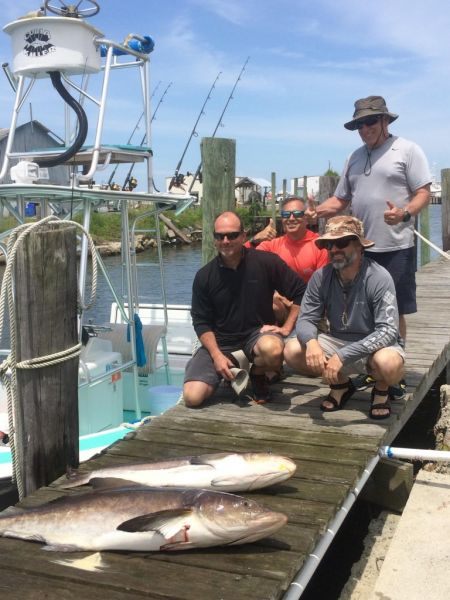 Wanchese Marina, Incredible Fishing In OBX