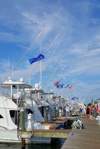 Pirate's Cove Marina, PCBGT Day 1