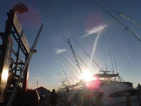 Pirate's Cove Marina, Full Riggers!