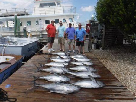 Pirate's Cove Marina, Tuna Tuna Tuna!