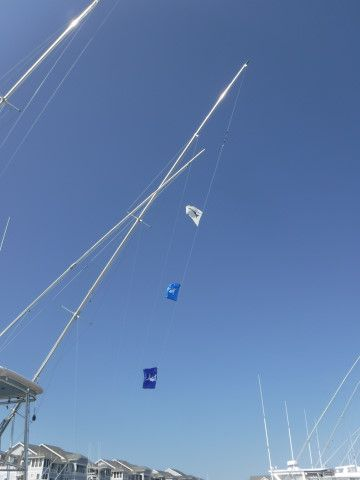Pirate's Cove Marina, Long Runs, Summersaults and Tail Walking