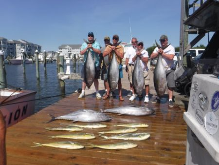 Pirate's Cove Marina, Great Offshore and Nearshore Fishing Continues!!