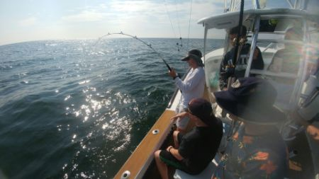 Pirate's Cove Marina, In Shore,Near Shore and Offshore Fishing-Take Your Pick!