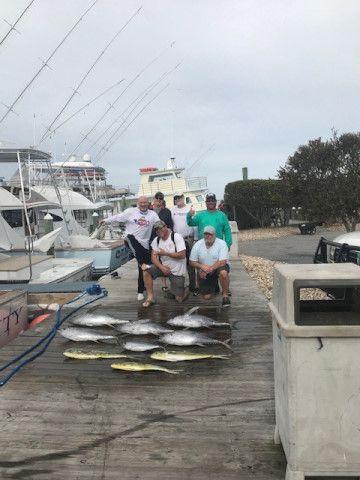 Pirate's Cove Marina, Sunday Fishing...