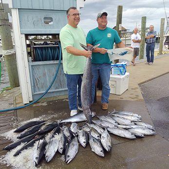 Tuna Duck Sportfishing, Enjoyable Day on the Gulfstream