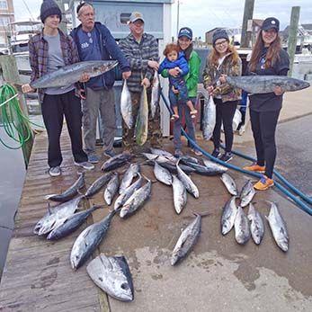 Tuna Duck Sportfishing, Happy Thanksgiving!