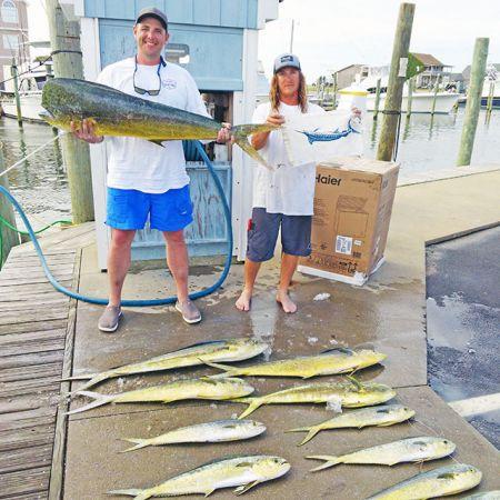 Tuna Duck Sportfishing, Awesome Day