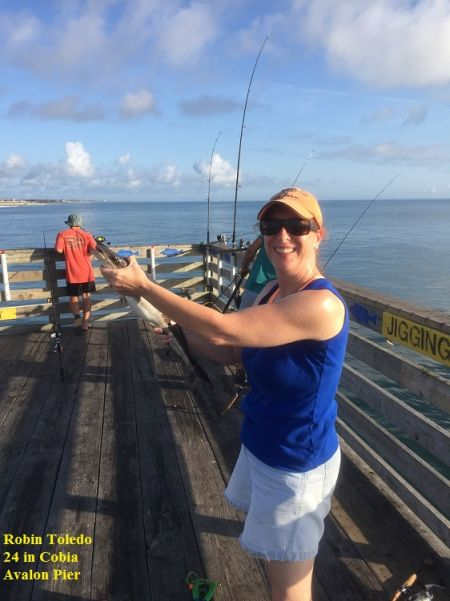 TW's Bait & Tackle, Daily Fishing Report.