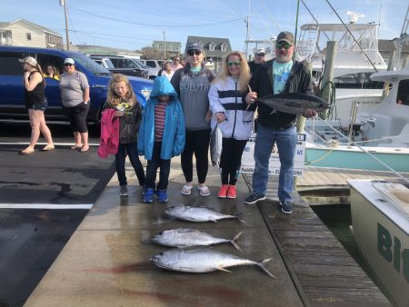 Bite Me Sportfishing Charters, Easter Tuners!