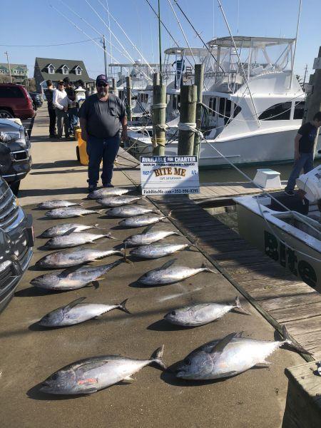 Bite Me Sportfishing Charters, Mo Tuners
