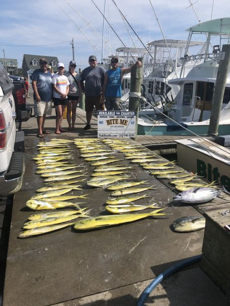 Bite Me Sportfishing Charters, Gearing up for 2019