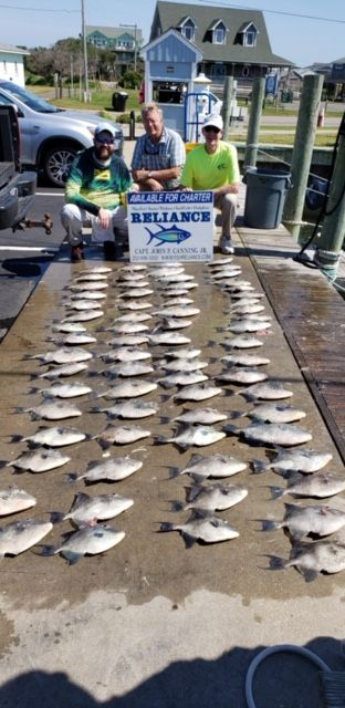 Reliance Hatteras Fishing Charters, Reliance charters