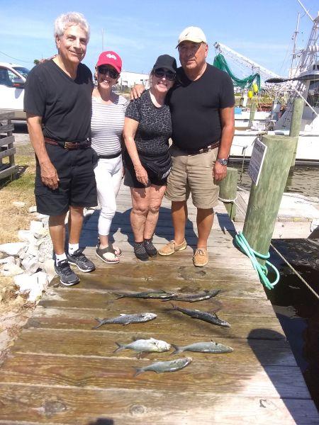 Fishing Taxi Sportfishing, Fishing dates for the grandparents