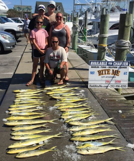 Bite Me Sportfishing Charters, How How