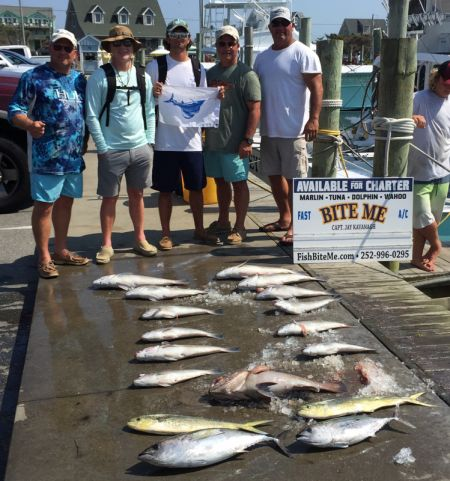 Bite Me Sportfishing Charters, New Piggly Wiggley!