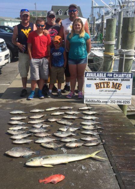 Bite Me Sportfishing Charters, Plan B