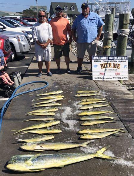 Bite Me Sportfishing Charters, Appalachian Americans