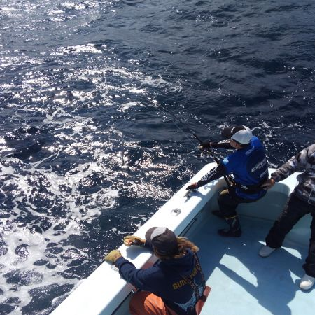 Tuna Duck Sportfishing, Weather!
