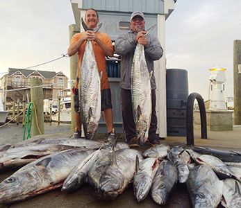 Tuna Duck Sportfishing, Kings Are In
