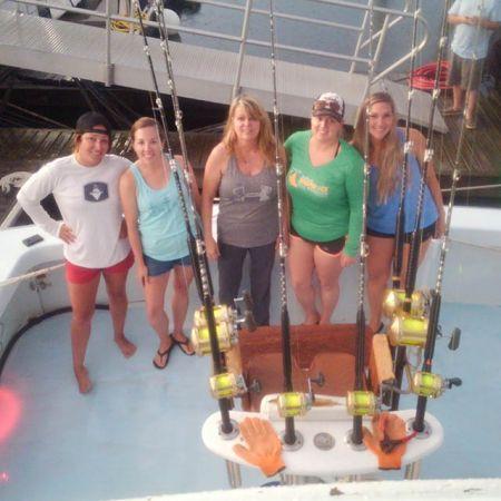 Tuna Duck Sportfishing, Lady Anglers!