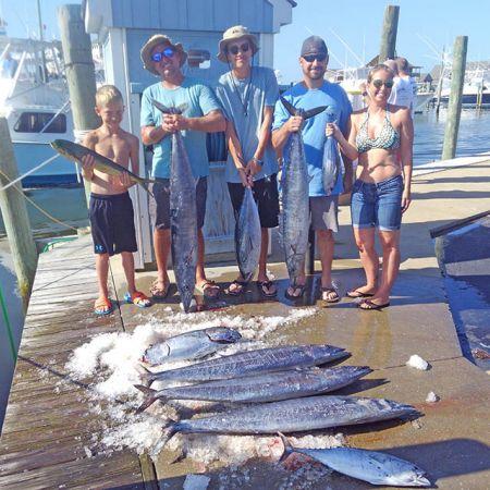 Tuna Duck Sportfishing, Wahoo