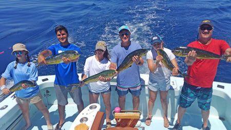 Tuna Duck Sportfishing, Great Day on the Ocean