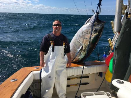 Carolina Girl Sportfishing Charters on the Outer Banks, Great weekend